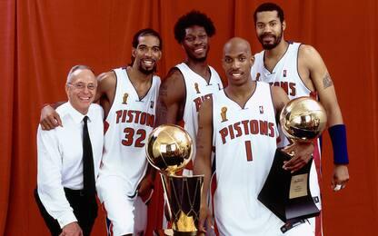 I giocatori NBA più pagati del 2003-04. CLASSIFICA