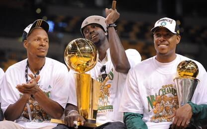 I giocatori NBA più pagati nel 2007-08. CLASSIFICA