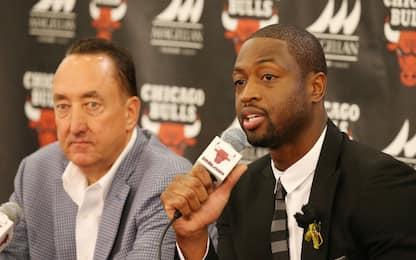 I Bulls cercano un dirigente, Wade si propone