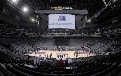 NBA, la soluzione per ripartire sono i test rapidi