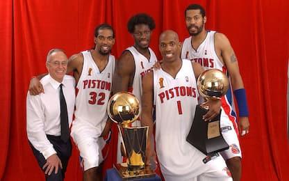 """Metta sicuro: """"Detroit del 2004 batterebbe tutti"""""""