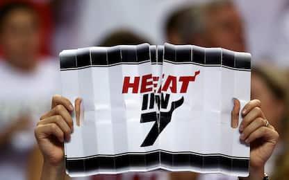 Pasqua su Sky con otto gare-7 di playoff NBA