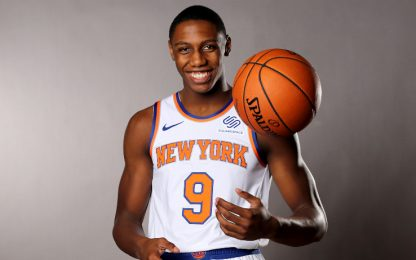 19/30: RJ Barrett, la speranza dei New York Knicks