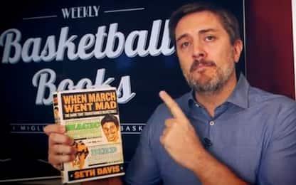 """""""Basketball Books"""": 2 nuovi libri scelti da Mamoli"""
