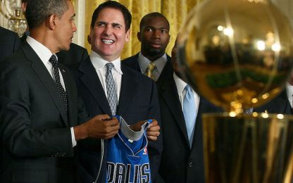"Cuban prossimo presidente USA? ""Non dico di no"""