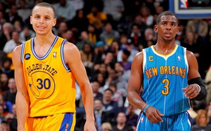 Golden State offrì Curry e Thompson per Chris Paul
