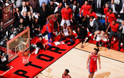World Press Photo Contest: vince il tiro di Kawhi