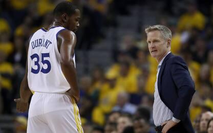 Kerr, Durant e le frasi fuori contesto