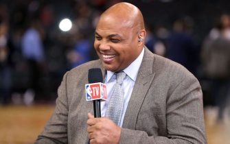 TORONTO, CANADA - MAY 30: Charles Barkley smiles after Game One of the NBA Finals between the Golden State Warriors and the Toronto Raptors on May 30, 2019 at Scotiabank Arena in Toronto, Ontario, Canada. NOTE TO USER: User expressly acknowledges and agrees that, by downloading and/or using this photograph, user is consenting to the terms and conditions of the Getty Images License Agreement. Mandatory Copyright Notice: Copyright 2019 NBAE (Photo by Joe Murphy/NBAE via Getty Images)