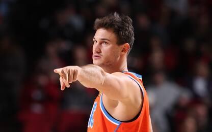 """Gallinari: """"Non vorrei scegliere tra NBA e Italia"""""""