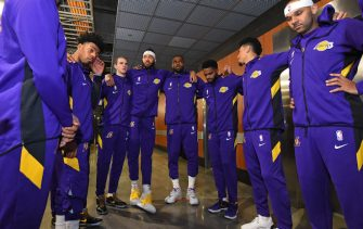 I Los Angeles Lakers