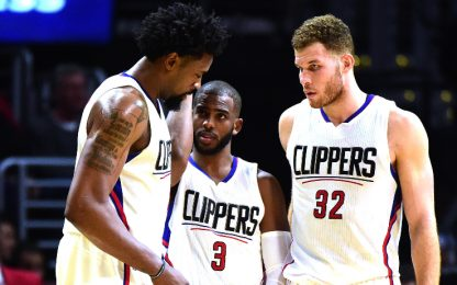 """CP3 e il fallimento ai Clippers: """"Solo sfortuna"""""""