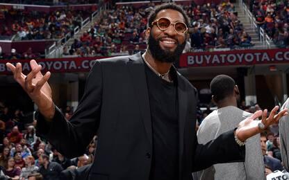 Drummond e il soprannome che ha sorpreso LeBron