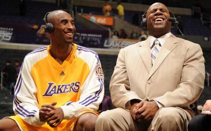 Magic conferma la serie su Kobe e prepara la sua