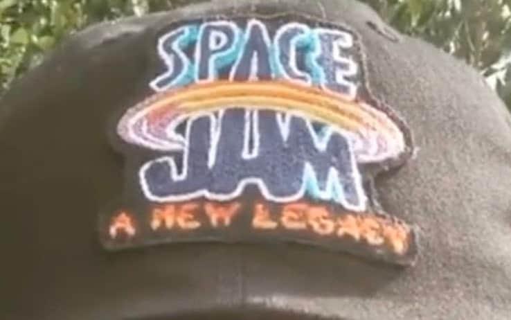 "NBA, LeBron James rivela il nuovo logo di ""Space Jam 2"""