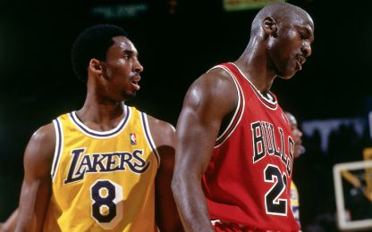"O'Neal: ""Kobe e Jordan, stessa mentalità vincente"""