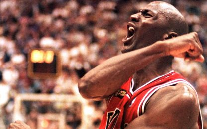 "Auguri ""Air"": Michael Jordan compie 58 anni. VIDEO"