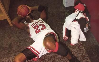"Wade: ""Ho pianto vedendo MJ nel 1996"""