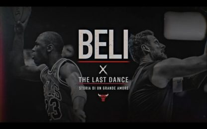 Belinelli sul mito Jordan in The Last Dance. VIDEO