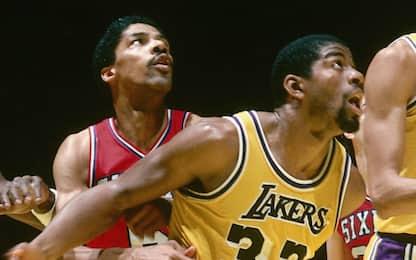 """Magic: """"Non dimenticatevi dei miei Lakers"""""""