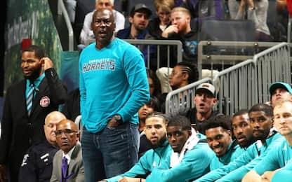 Ritorno a 30 squadre: Michael Jordan ha detto no