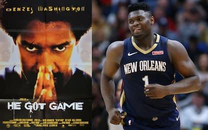 """Zion Williamson nel sequel di """"He Got Game""""?"""