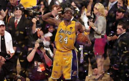 Un anno senza Kobe Bryant: la programmazione Sky
