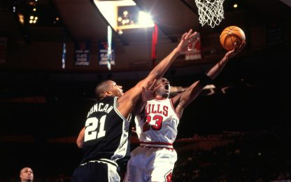 """""""MJ non mi piace"""": il rookie Duncan parlava chiaro"""