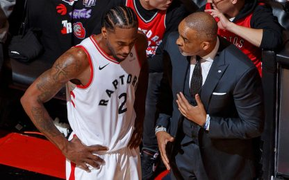 "Phil Handy: ""Kawhi, stessa etica di LeBron e Kobe"""