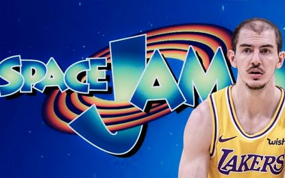 "Space Jam 2, niente ""The GOAT"" insieme a LeBron"