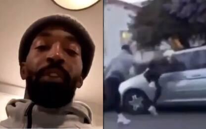 JR Smith picchia un delinquente in strada. VIDEO