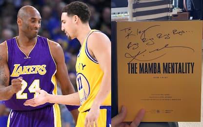 La dedica speciale di Kobe Bryant a Klay Thompson