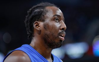 INDIANAPOLIS, IN - NOVEMBER 23: Al-Farouq Aminu #2 of the Orlando Magic is seen during the game against the Indiana Pacers at Bankers Life Fieldhouse on November 23, 2019 in Indianapolis, Indiana. NOTE TO USER: User expressly acknowledges and agrees that, by downloading and or using this photograph, User is consenting to the terms and conditions of the Getty Images License Agreement. (Photo by Michael Hickey/Getty Images)