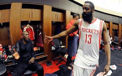 """Olajuwon: """"Harden? È come Jordan o Chamberlain"""""""
