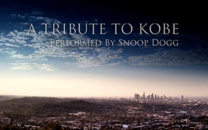 ESPYs l'omaggio di Snoop Dogg a Kobe Bryant. VIDEO