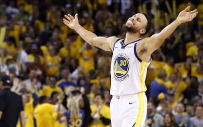 Le 5 statistiche più sensazionali di Steph Curry