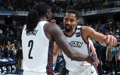 Nets senza Prince e Dinwiddie: i positivi in NBA