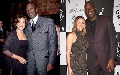 Perché le mogli di MJ non sono in The Last Dance