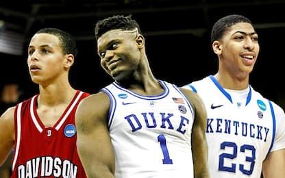 Le 50 migliori stagioni al college dal 2007 a oggi