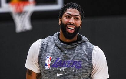 """Davis: """"I Lakers ora hanno più chance di vincere"""""""