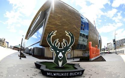 Bucks e Kings chiudono i loro campi d'allenamento
