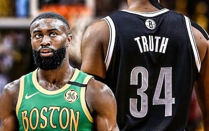I giocatori NBA che cambiano nome sulla maglia