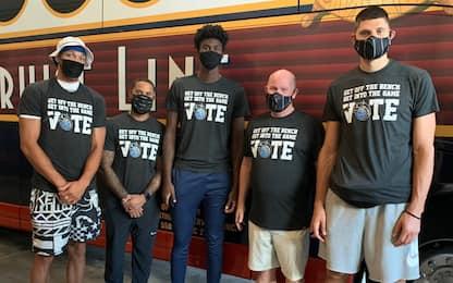 NBA, si riparte: le prime squadre a Orlando. FOTO