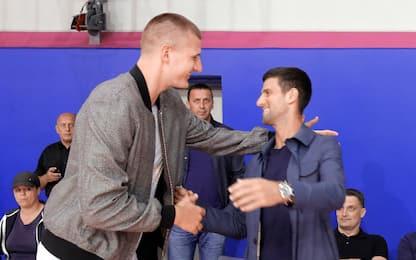 Jokic torna negli USA, il contagio (non) è un caso