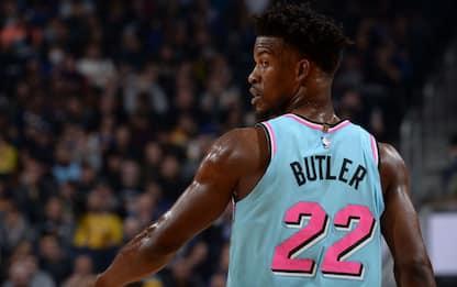 Perché Jimmy Butler vuole una maglia senza nome