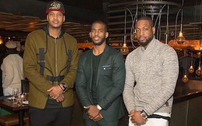 Wade, 'Melo e Chris Paul uniti per il cambiamento