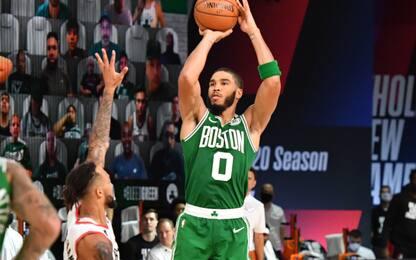 Portland sfiora la super rimonta, ma vince Boston