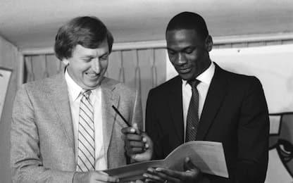 MJ, fotocopia del contratto da 57.000 dollari