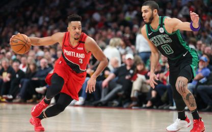 NBA Sundays: Boston-Portland e poi Giannis-Harden