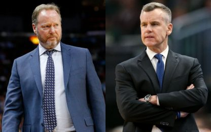 Budenholzer e Donovan i migliori per i coach NBA